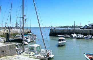 Le port de l'Île de Ré
