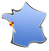 Situation Centre Ternélia - Saint Gilles Croix de Vie