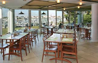 Ternelia Centre saint gilles croix de vie : le restaurant