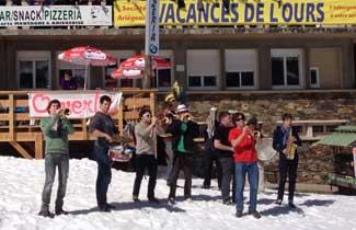 Chalet le Montagnard - Vacances de l'Ours