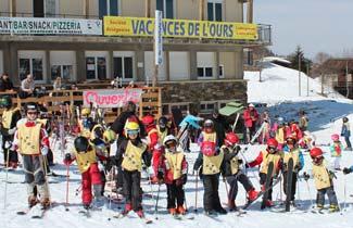 Classe de neige - Chalet le Montagnard
