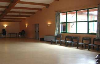 Centre Vacancèze - Salle d'activités