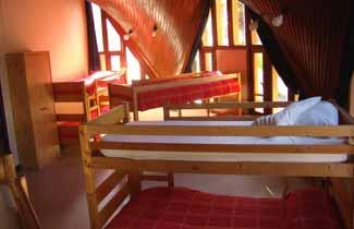 Le Village au Bord de la Mer - Une des chambres d'enfants