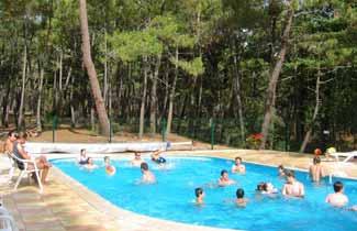 Le Village au Bord de la Mer - La piscine