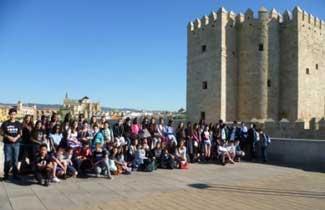 Voyage scolaire en Andalousie