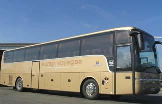 Autocar Auray Voyages