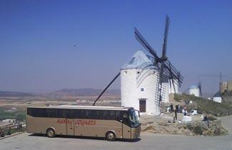 Excursion scolaire Espagne