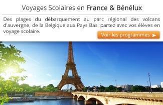 Cahier de Voyages - Voyages scolaires en France