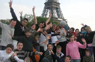 CJH - Séjour ados à Paris