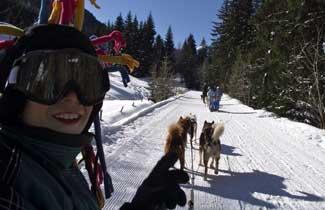 CJH - Colonie de vacances ski
