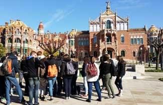 Découverte Evasion - Séjour à Barcelone