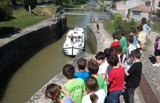 Découvertes Evasion - Séjour Canal du Midi