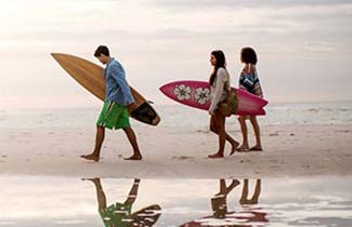 Séjour Education First - Surf