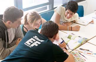 Séjour Education First