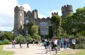 Espace Envol - Voyage scolaire en Irlande