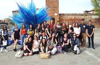 Envol Espace - Voyage de lycéens à Murano