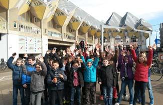 Envol Espace - Voyage scolaire à Rotterdam