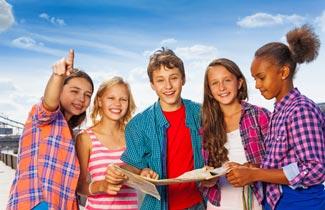 Voyage scolaire Collège La Ligue de l'Enseignement