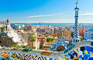 Voyage scolaire à Barcelone