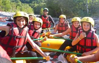Séjours Odel - Rafting