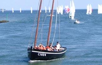 PEP 75 - Classe de mer - Sortie en mer