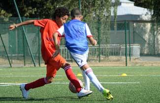Sports Elite Jeunes - Colonie football
