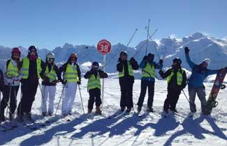 Sports Elite Jeunes - Colonie ski