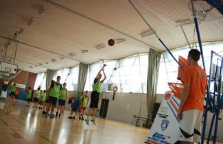 Sports Elite Jeunes - Stage basket
