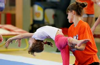 Sports Elite Jeunes - Stage Gymnastique