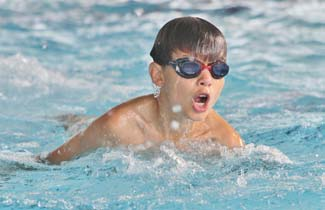 Sports Elite Jeunes - Stage natation