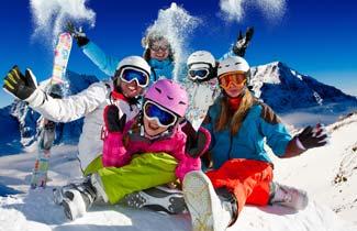 Colos ski Vacances pour Tous