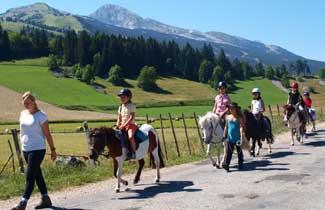 Visas Loisirs - Equitation