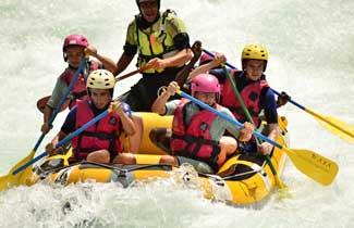 Visas Loisirs - Rafting