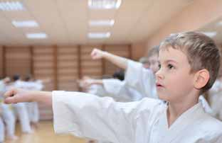 Les sports de combat en acm : l'encadrement