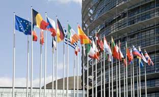 Voyage scolaire à Bruxelles - Le parlement Européen