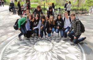 Halte à Central Park à New York : la ville préférée des ados