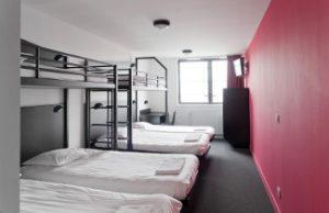 Chambre de 6