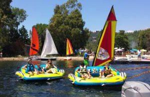 Centre les Fauvettes - Activites-nautiques