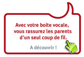 Messagerie parents - Voyage de classe